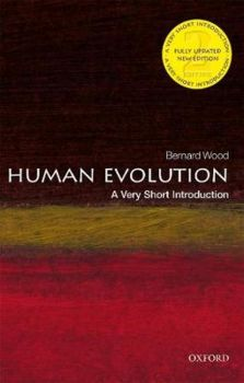 """HUMAN EVOLUTION. """"A Very Short Introduction"""""""