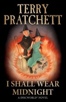 I SHALL WEAR MIDNIGHT: Discworld Novel 38