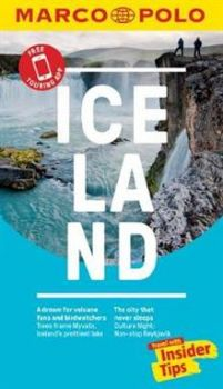 """ICELAND. """"Marco Polo Travel Guides"""""""