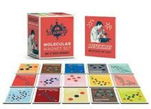 IFLSCIENCE MOLECULAR MAGNET SET: Say It With Science!