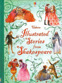 ILLUSTRATED STORIES FROM SHAKESPEARE