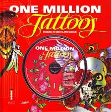 ONE MILLION TATTOOS: Designs To Create And Colou