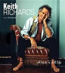 KEITH RICHARDS: A Rock `N` Roll Life