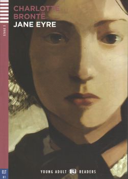 """JANE EYRE. """"Young Adult Eli Readers"""", B1 - Stage"""