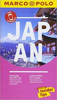 "JAPAN. ""Marco Polo Travel Guides"""