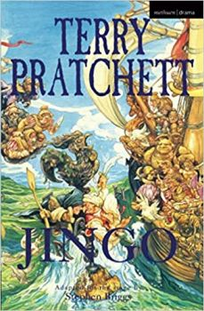 JINGO: Discworld Novel 21