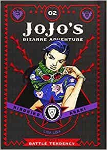 JOJO`S BIZARRE ADVENTURE: Part 2: Battle Tendency, Vol. 2