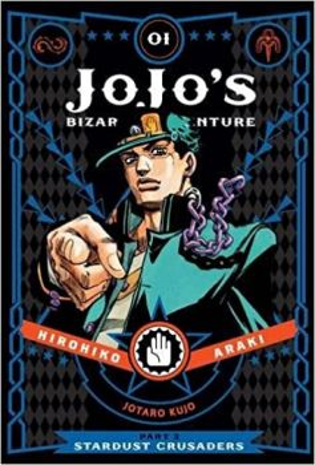 JOJO`S BIZARRE ADVENTURE: Part 3: Stardust Crusaders, Vol. 1