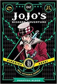 JOJO`S BIZARRE ADVENTURE: Part 1: Phantom Blood, Vol. 2