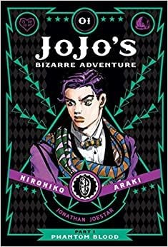 JOJO`S BIZARRE ADVENTURE :Part 1: Phantom Blood, Vol. 1