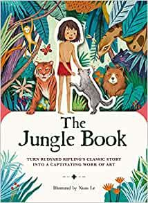 "THE JUNGLE BOOK. ""Paperscapes"""