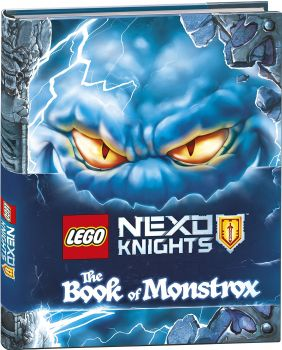 LEGO NEXO KNIGHTS: The Book of Monstrox
