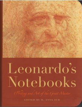 LEONARDO`S NOTEBOOKS: Writing and Art of the Gre
