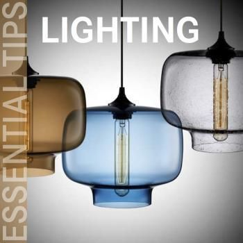"LIGHTING. ""Essential Tips"""