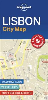 "LISBON. ""Lonely Planet City Map"""