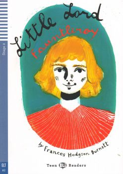 """LITTLE LORD FAUNTLEROY. """"Teen Eli Readers"""", A2 - Stage 2 + CD"""