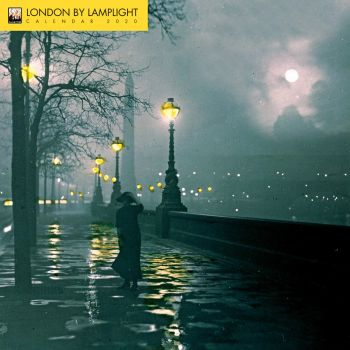 LONDON BY LAMPLIGHT 2020. /стенен календар/