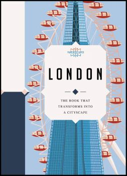 """LONDON. """"Paperscapes"""""""