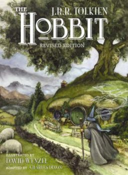 HOBBIT_THE: Graphic Novel. (J. R. R. Tolkien)