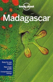 """MADAGASCAR, 8th Edition. """"Lonely Planet Travel Guide"""""""