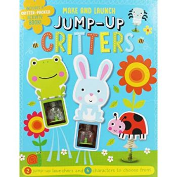 MAKE AND LAUNCH JUMP-UP CRITTERS