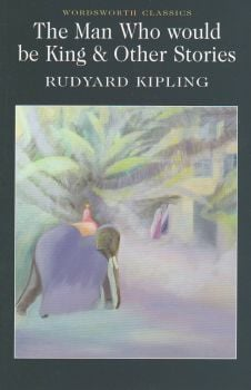 """MAN WHO WOULD BE KING_THE. """"W-th classics"""" (Rudy"""
