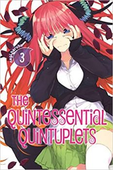 THE QUINTESSENTIAL QUINTUPLETS, Volume 3