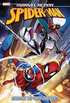 MARVEL ACTION: Spider-Man: Bad Vibes: Book 5