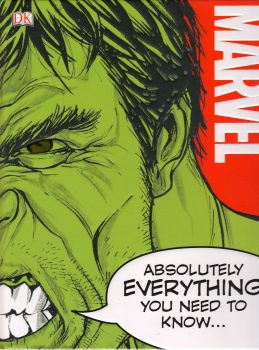 MARVEL: Absolutely Everything You Need to Know