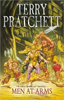MEN AT ARMS: Discworld Novel 15