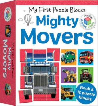 "MIGHTY MOVERS. ""My First Puzzle Blocks"""