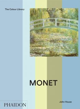 "MONET, 3rd Revised ed. ""Colour Library"""