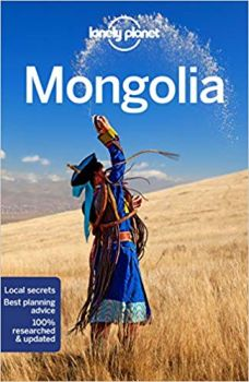 "MONGOLIA. 8th ed. ""Lonely Planet"""