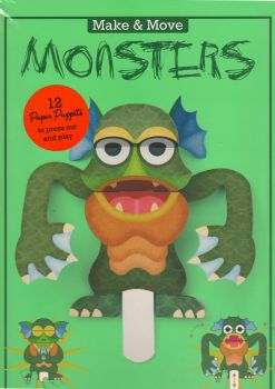 """MONSTERS. """"Make and Move"""""""