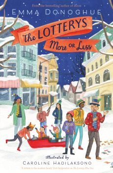 """MORE OR LESS. """"The Lotterys"""""""