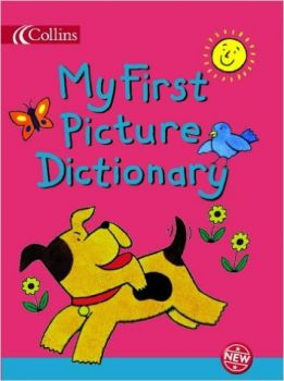 MY FIRST PICTURE DICTIONARY.
