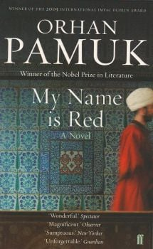 "MY NAME IS RED. (O.Pamuk), ""ff"""