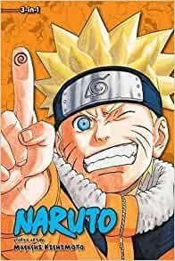 NARUTO (3-in-1 Edition), Vol. 9