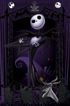 NIGHTMARE BEFORE CHRISTMAS (IT`S JACK) MAXI POSTER
