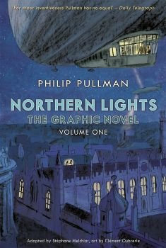 NORTHERN LIGHTS: The Graphic Novel, Volume 1