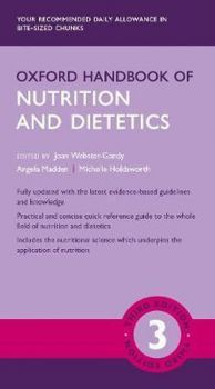 OXFORD HANDBOOK OF NUTRITION AND DIETETICS, 3rd Еdition