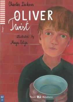 "OLIVER TWIST. ""Teen ElI Readers"" Stage 1, With A"