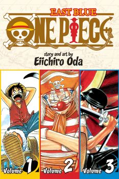 ONE PIECE: East Blue 1-2-3, Volume 1