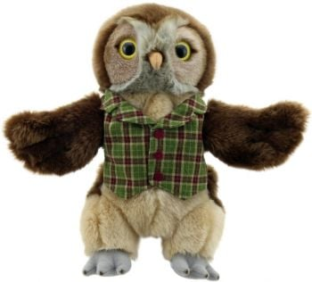 OWL: Dressed Animal Puppets