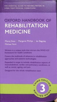 OXFORD HANDBOOK OF REHABILITATION MEDICIN, 3rd Edition