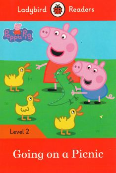 """PEPPA PIG: Going on a Picnic. Level 2. """"Ladybird Readers"""""""