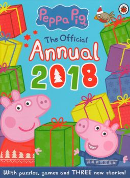 PEPPA PIG THE OFFICIAL ANNUAL 2018