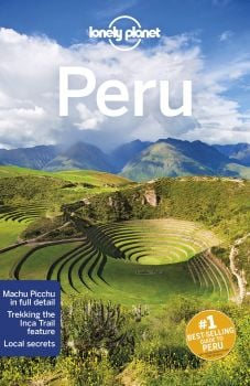 """PERU, 10th Edition. """"Lonely Planet Travel Guide"""""""