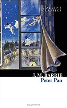"PETER PAN. ""Collins Classics"""