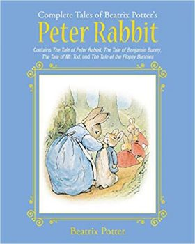 THE COMPLETE TALES OF BEATRIX POTTER`S PETER RABBIT